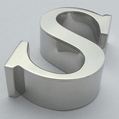 litery metalowe